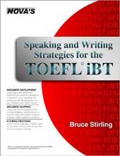 کتاب زبان NOVA: Speaking and Writing Strategies for the TOEFL iBT + CD