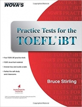 کتاب زبان NOVA: Practice Tests for the TOEFL iBT