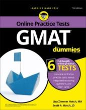 کتاب زبان GMAT For Dummies