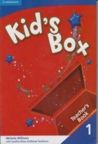 کتاب زبان Kid's Box Teacher's Book 1