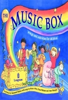 کتاب زبان MUSIC BOX  Songs and activities for children + CD