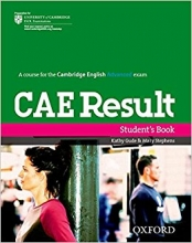 کتاب زبان CAE Result SB+WB+CD