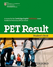 PET Result Student's Book + Work Book