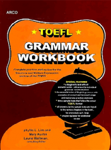کتاب آرکو تافل گرامر ARCO TOEFL Grammar Workbook