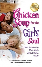 کتاب زبان Chicken Soup for the Girl's Soul