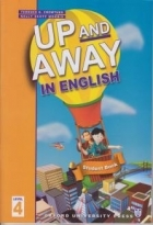 کتاب زبان (Up and Away in English 4 (SB+WB+CD