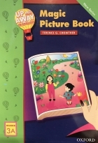 کتاب زبان Up and Away in English. Reader 3A: Magic Picture Book + CD