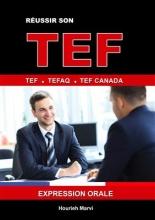 کتاب زبان RÉUSSIR SON TEF TEFAQ TEF CANADA EXPRESSION ORALE