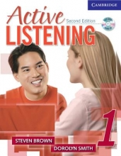 کتاب زبان Active Listening 1 Student Book with CD