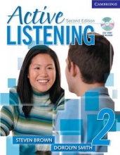 کتاب زبان Active Listening 2 Student Book with CD