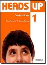 کتاب آموزشی هدز آپ Heads Up 1: SB+WB+CD