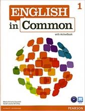 کتاب زبان English in Common (1) SB+WB+CD