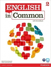 کتاب زبان English in Common (2) SB+WB+CD