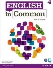 کتاب زبان English in Common (4) SB+WB+CD