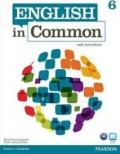 کتاب زبان English in Common (6) SB+WB+CD