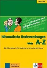Idiomatische Redewendungen von A - Z