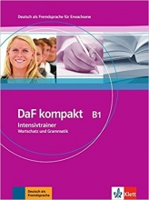 کتاب زبان Daf Kompakt B1 : Intensivtrainer - Wortschatz Und Grammatik