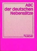 کتاب زبان ABC der deutschen nebensatze