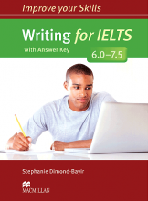 کتاب ایمپرو یور اسکیلز Improve Your Skills: Writing for IELTS 6.0-7.5