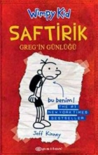 کتاب زبان (Saftirik Greg'in Gunlugu - bu benim (Turkish