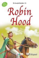 کتاب داستان ترکی رابین هود Robin Hood Erdem Çocuk Yayınları