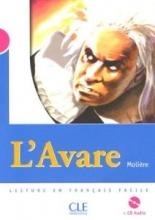 کتاب LAvare (Lecture En Francais Facile): Niveau 3