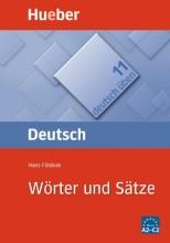 کتاب زبان Deutsch üben: Wörter und Sätze