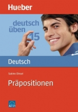 کتاب زبان Deutsch üben Band 15: Präpositionen
