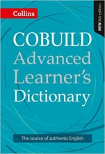 کتاب زبان Collins COBUILD Advanced Learner's Dictionary