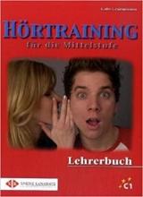 کتاب زبان Hortraining fur die Mittelstufe