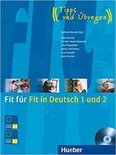کتاب زبان Fit fur Fit in Deutsch 1 und 2
