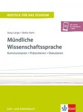 کتاب زبان Mündliche Wissenschaftssprache