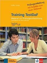 کتاب آلمانی Training TestDaF