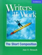 کتاب زبان رایترز ات ورک  Writers at Work: The Short Composition