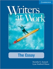 کتاب زبان Writers at Work: The Essay