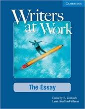 کتاب زبان رایترز ات ورک  Writers at Work: The Essay