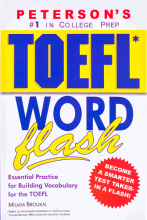 کتاب زبان TOEFL Word Flash