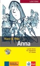 کتاب زبان Anna : Stufe 3 + CD