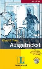 کتاب زبان Ausgetrickst : Stufe 2 + CD