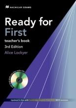 کتاب زبان Ready for First (3rd Edition) Teacher's Book with CD