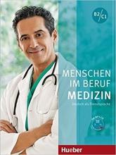 کتاب زبان Menschen im Beruf - Medizin: Kursbuch B2/C1
