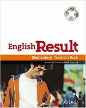 English Result Elementary: Teacher's Book with DVD
