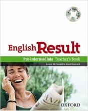 English Result Pre-intermediate: Teacher's Book with DVD
