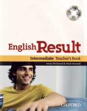 کتاب معلم English Result Intermediate: Teacher's Book with DVD