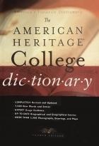کتاب زبان The American Heritage College Dictionary 4th Edition
