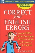 Correct Your English Errors by Tim Collins