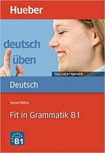 کتاب زبان Deutsch uben - Taschentrainer: Fit in Grammatik B1