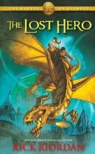 کتاب رمان انگلیسی قهرمان گمشده  The Lost Hero-Heroes of Olympus-book1