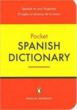 The Penguin Pocket Spanish Dictionary: Spanish at Your Fingertips