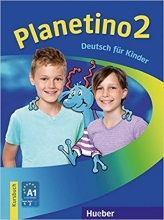 Planetino 2 :Kursbuch + Arbeitsbuch MIT CD